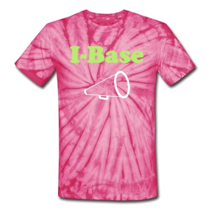 All about cheer - Unisex Tie Dye T-Shirt