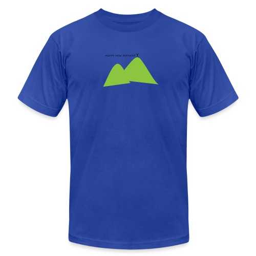 Happy New Moment, The Hills are Alive! - Men's Fine Jersey T-Shirt
