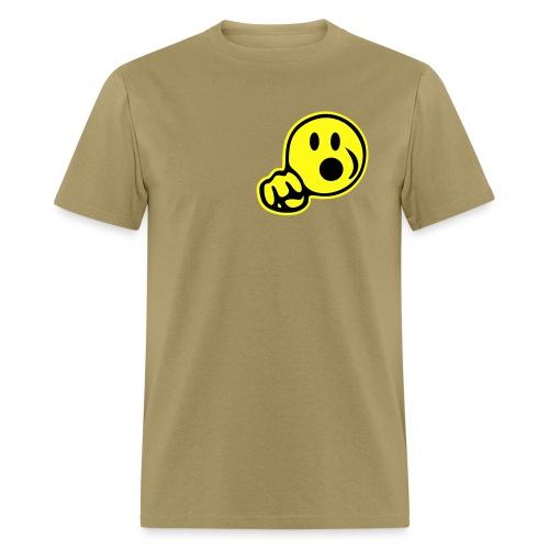 Happy Face BJ - Men's T-Shirt