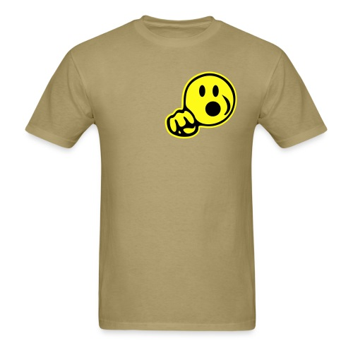 Happy Face BJ - Men's T-Shirt