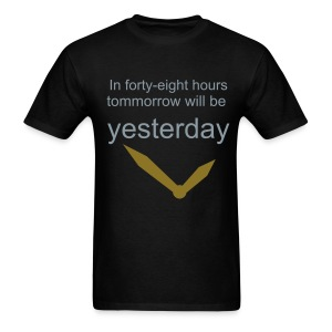Men's- Tommorrow - Men's T-Shirt