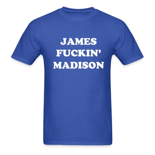 JAMES MADISON - Men's T-Shirt