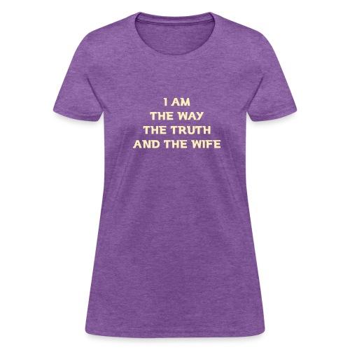 Wife - Women's T-Shirt