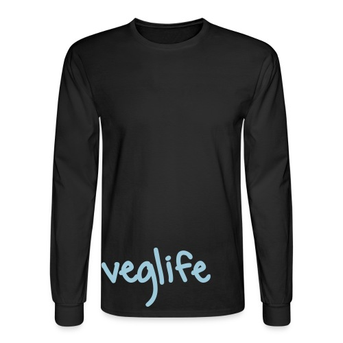 veglife - Men's Long Sleeve T-Shirt