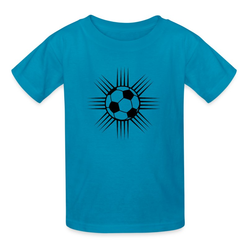 Cool Soccer Ball Design Or Team Logo T-Shirt | Spreadshirt