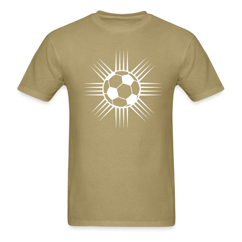 cool soccer ball designer logo t shirt spreadshirt - Soccer T Shirt Design Ideas