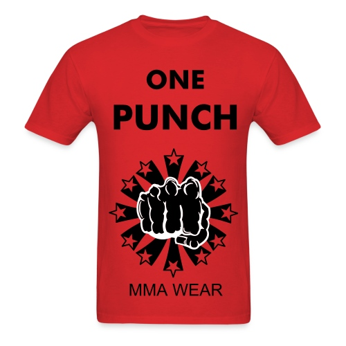 mixed martial arts wear tee-shirt - Men's T-Shirt