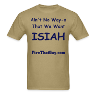 T-Shirts ~ Men's T-Shirt ~ NO WAY-A ISIAH THOMAS