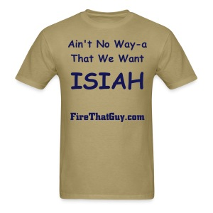 NO WAY-A ISIAH THOMAS - Men's T-Shirt