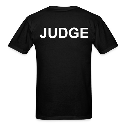 Judge T-shirt - Men's T-Shirt