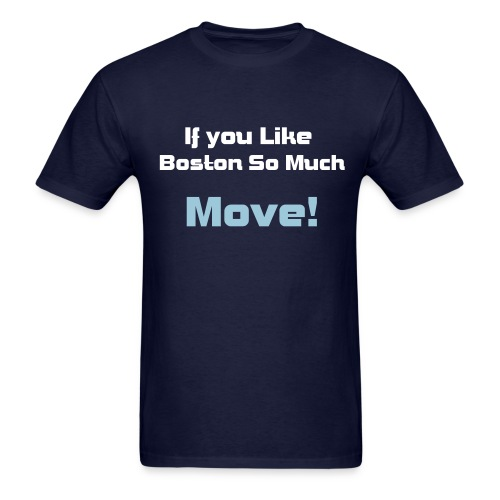 Move! - Men's T-Shirt