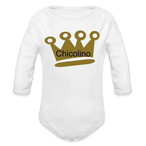 Chicolino - Organic Long Sleeve Baby Bodysuit