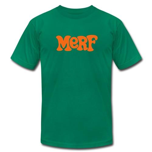 Kelly green Daniel Merf Murphy T-Shirts - Men's  Jersey T-Shirt