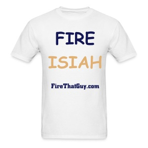 FIRE ISIAH THOMAS - Men's T-Shirt