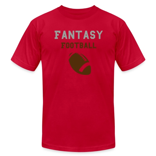 Custom Color Fantasy Football - Men's  Jersey T-Shirt
