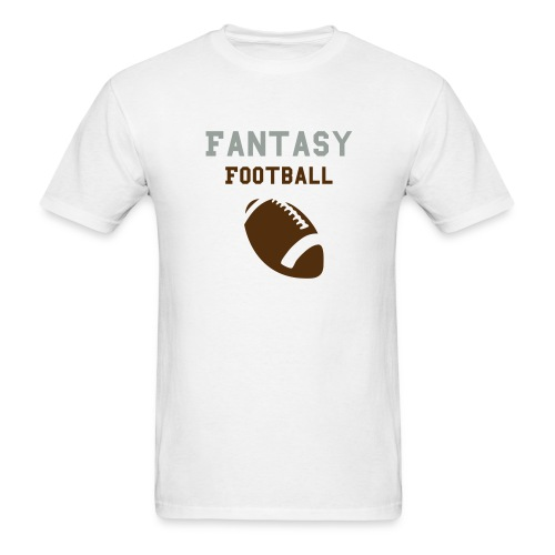 Custom Color Fantasy Football - Men's T-Shirt