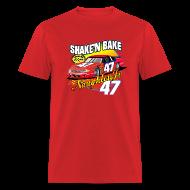 T-Shirts ~ Men's T-Shirt ~ NAUGHTON SHAKE AND BAKE T-SHIRT