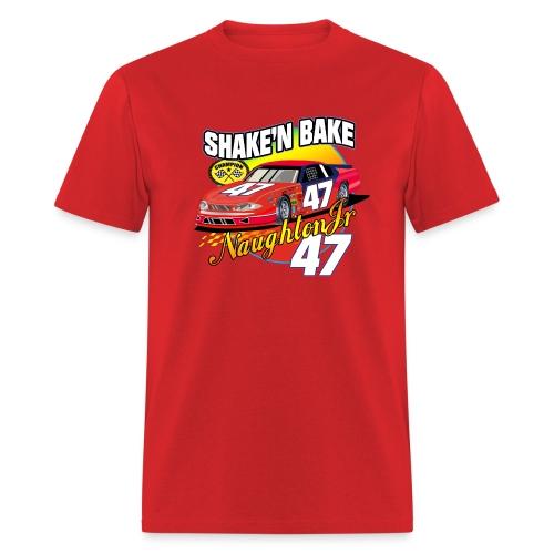 NAUGHTON SHAKE AND BAKE T-SHIRT - Men's T-Shirt
