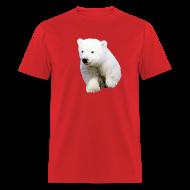 T-Shirts ~ Men's T-Shirt ~ FLIGHT OF THE CONCHORDS POLAR BEAR T-Shirt Costume