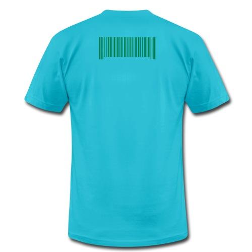 T-SHIRT COTON EPAIS - WORLD - Men's Fine Jersey T-Shirt