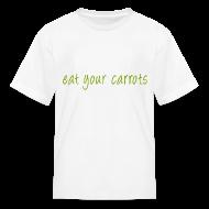 Kids' Shirts ~ Kids' T-Shirt ~ Carrots 'N' Cake Children's T-Shirt