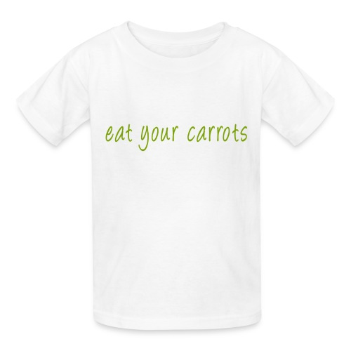 Carrots 'N' Cake Children's T-Shirt - Kids' T-Shirt