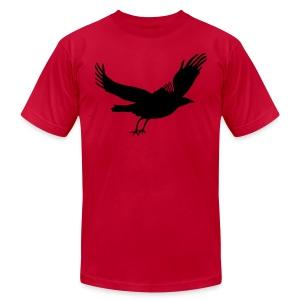 Crow - Men's Fine Jersey T-Shirt
