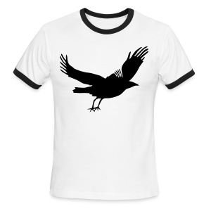 Crow - Men's Ringer T-Shirt