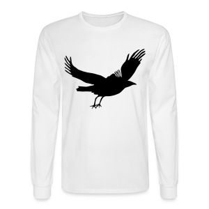 Crow - Men's Long Sleeve T-Shirt