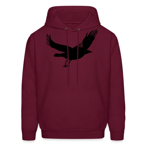Crow - Men's Hoodie