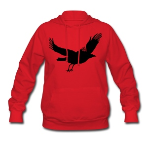 Crow - Women's Hoodie
