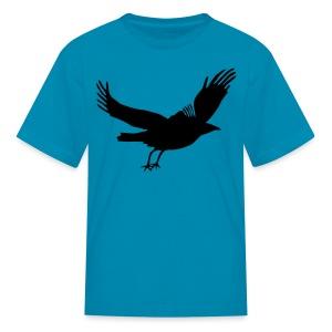 Crow - Kids' T-Shirt