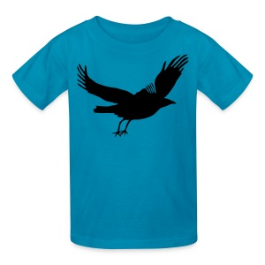 Crow - Kids' T-Shirt