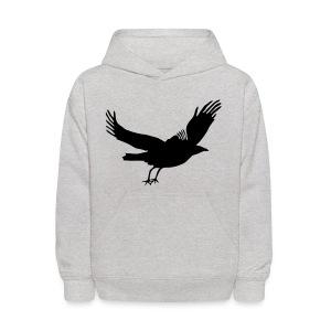 Crow - Kids' Hoodie