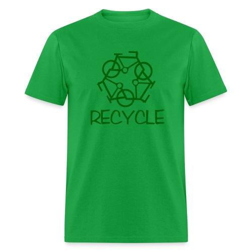 recycle - Men's T-Shirt