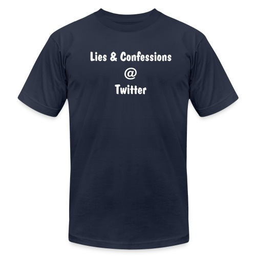 Lies and Confessions - Men's  Jersey T-Shirt