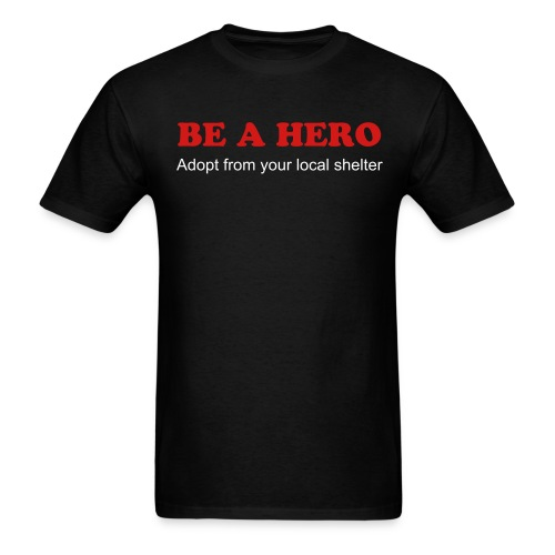 Local hero - Men's T-Shirt