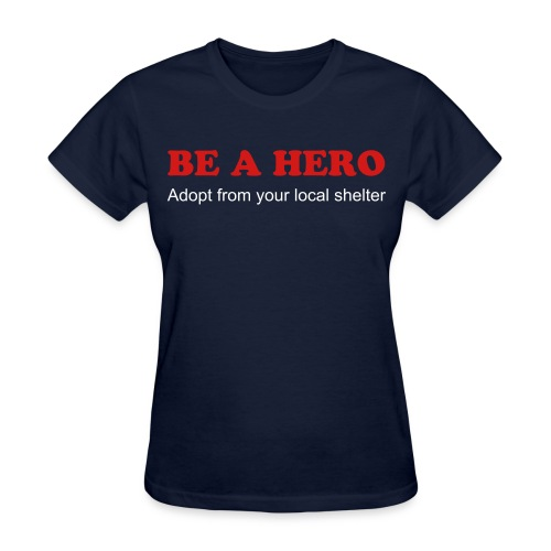 Local hero - Women's T-Shirt