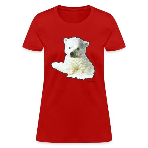 Bret's Polar Bear Tee - Women's T-Shirt