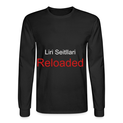 Reloaded - Men's Long Sleeve T-Shirt