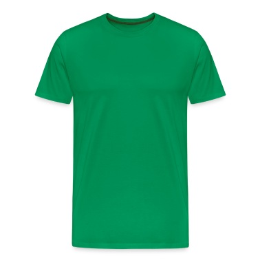 Bright green A & B Converstation T-Shirts