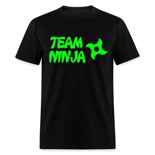 team ninja tee - Men's T-Shirt