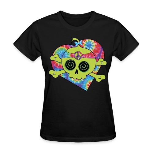 hippie pirate - Women's T-Shirt