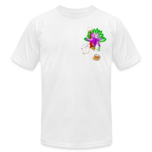 Men's AA T-Shirt - Lily & Rabbit - Men's T-Shirt by American Apparel