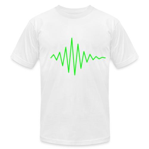 Go Right Round - Men's Fine Jersey T-Shirt