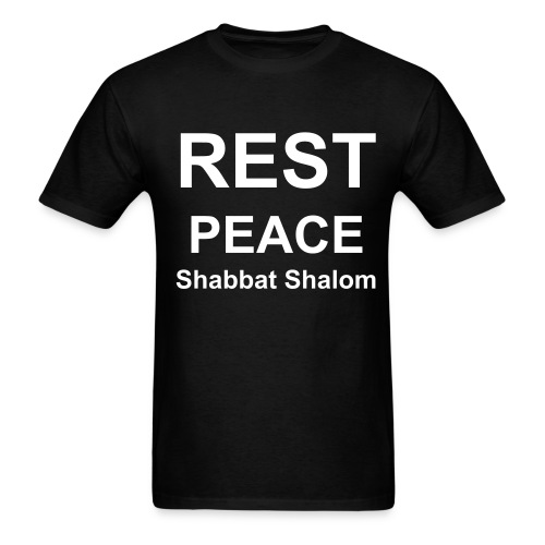 Rest Peace - Men's T-Shirt