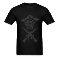 T-Shirts ~ Men's T-Shirt ~ Somali Pirates (Guy's Black)