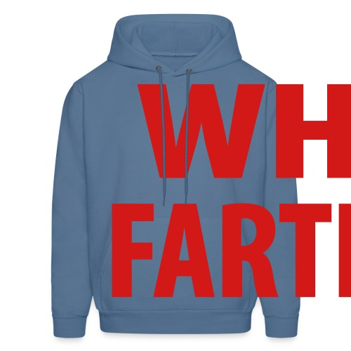 Who Farted? - Men's Hoodie