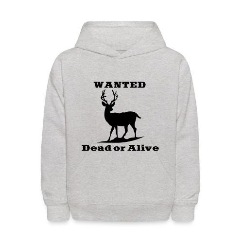 Wanted Kids Hooded sweatshirt - Kids' Hoodie