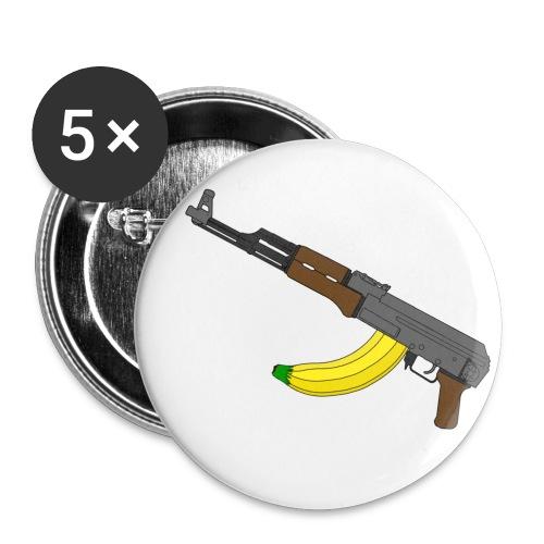 Skankbaorders AK47 Button - Small Buttons